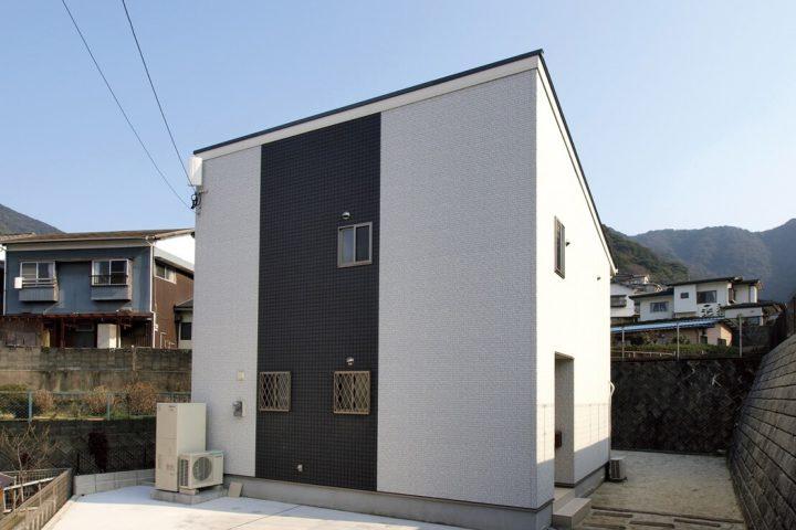 北九州市門司区「2階ホールがキッズスペースの家」