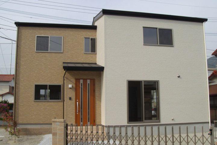 北九州市小倉北区「5人で暮らすコンパクトな家」