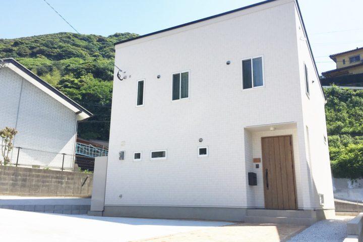 北九州市門司区「ナチュラルモダンなかわいい家」