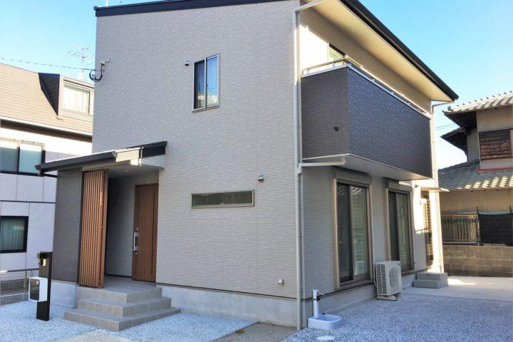 北九州市門司区「4人家族が暮らす収納にこだわった家」