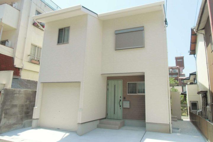 北九州市門司区「狭小地ならではの究極の高効率住宅」
