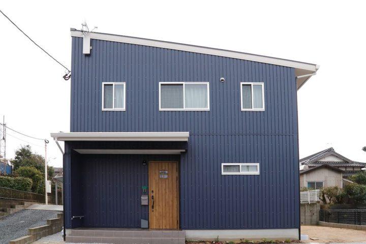 北九州市小倉南区「観葉植物に囲まれて暮らすエコな家」
