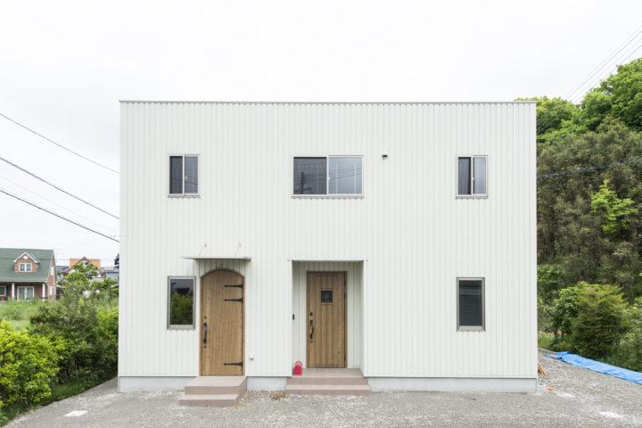 北九州市八幡西区「こだわりが詰まったカラフルなお家」