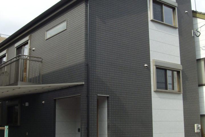 北九州市門司区「無垢材をふんだんに使った木の家」