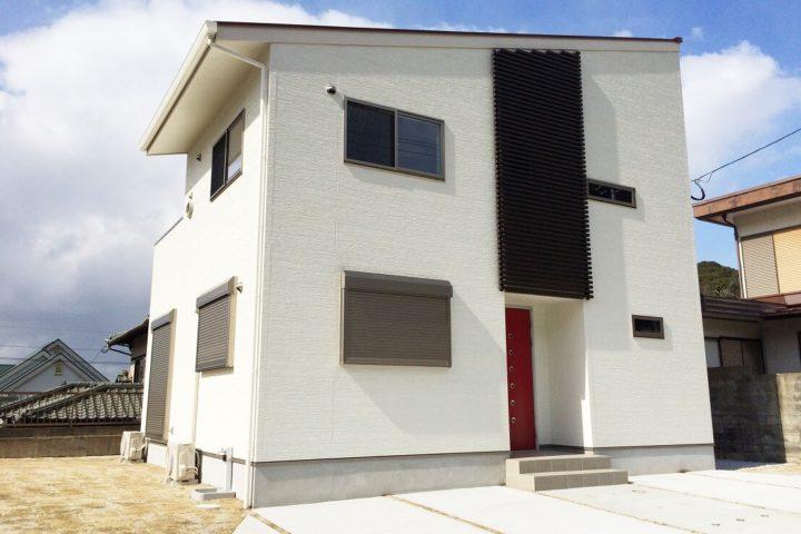 北九州市小倉北区「景色を楽しむ2階リビングの家」