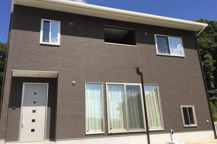 北九州市小倉南区「高級感のある落ち着いた家」
