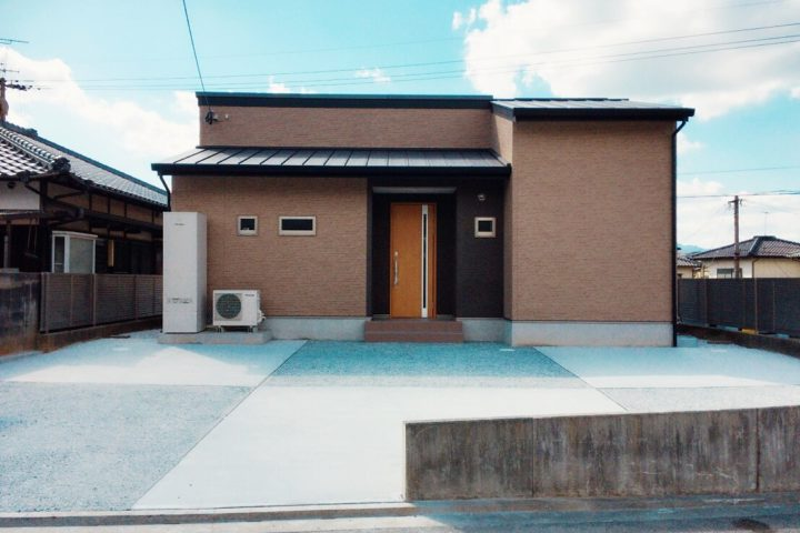 北九州市小倉南区「一人で暮らす23坪の平屋」