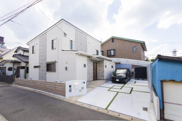 北九州市小倉北区「広々快適なゆとりの住まい」