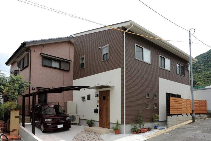 北九州市門司区「ナチュラルテイストのかわいい家」