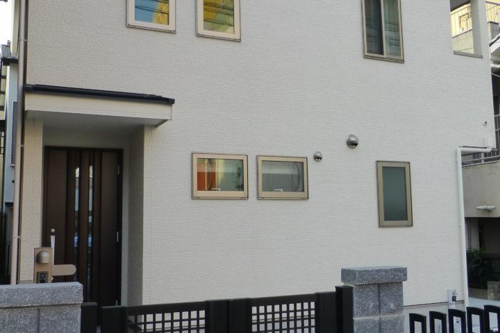 北九州市門司区「吹抜け2帖で広々空間の家」