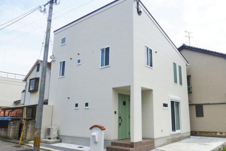 北九州市門司区「共有の子ども部屋収納とロフトのある家」