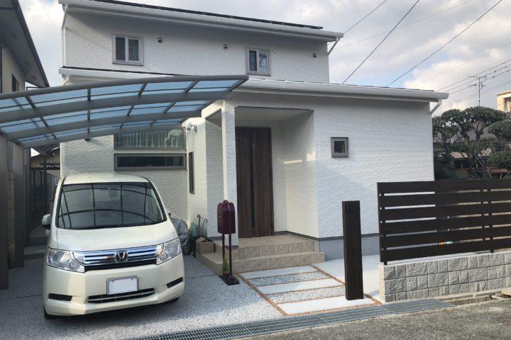 北九州市門司区「木の香りに包まれて暮らす家」