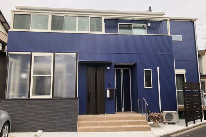北九州市小倉南区「サンルームのある二世帯住宅」