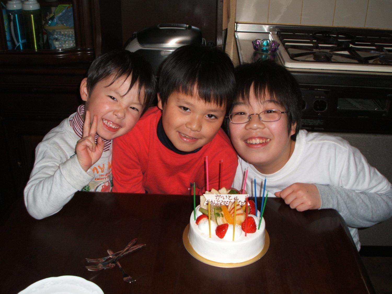 早生まれ19歳のお誕生日
