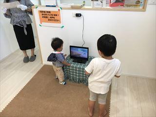 K様邸見学会2日目