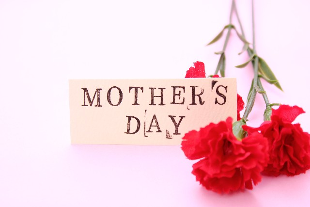 今日は母の日♡
