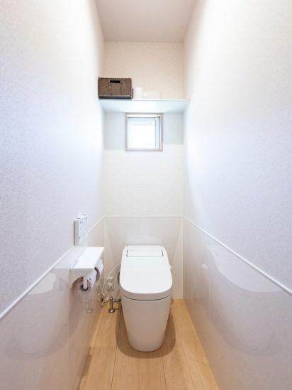 北九州市小倉南区「勾配天井のある平屋の家」