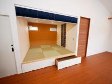 北九州市門司区「大きな勾配天井のある家」