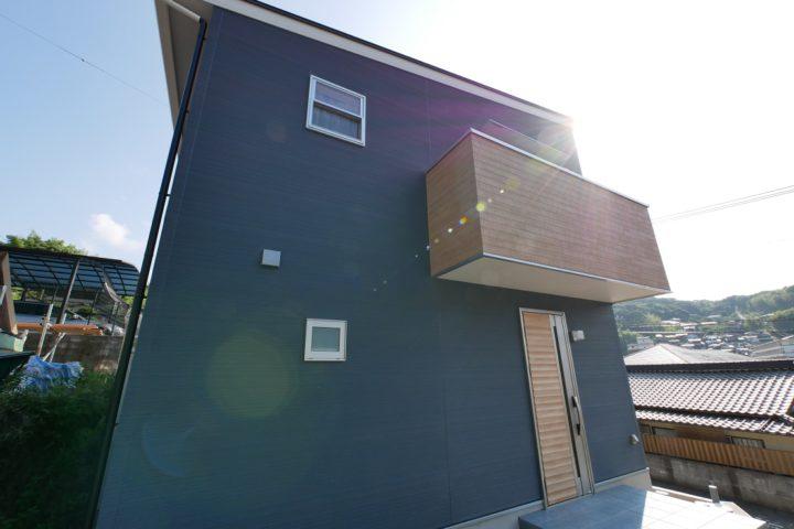 北九州市八幡東区「動線を考えたママに優しい家」