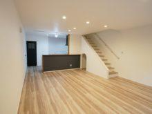 北九州市門司区「狭小地に建つ3LDKの家」