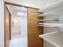 北九州市小倉北区「回遊できる家事楽な家」