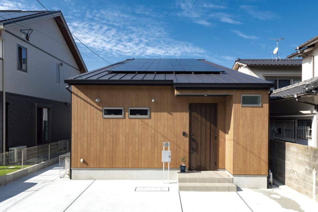 北九州の平屋の住宅見学会