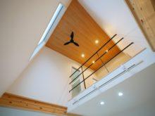 北九州市小倉北区「収納にこだわったクロスで魅せる家」