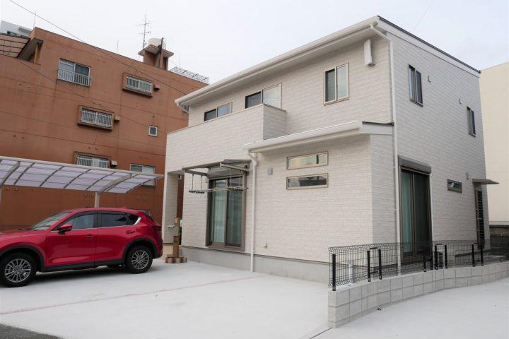 北九州市門司区「素足が気持ちいい杉無垢の家」