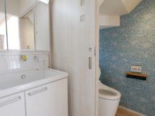 北九州市小倉南区「吹抜けのあるコンパクトな二世帯住宅」