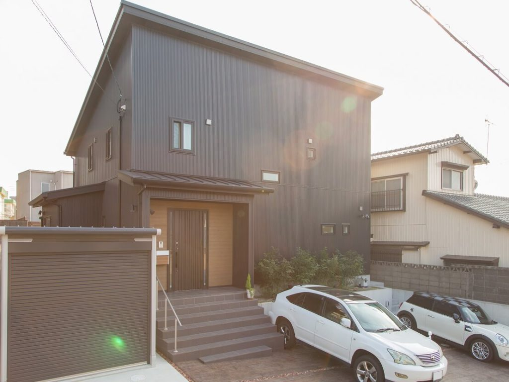 ガルバの家を建てる北九州の工務店イーホーム6