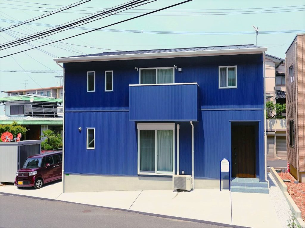 ガルバの家を建てる北九州の工務店イーホーム5