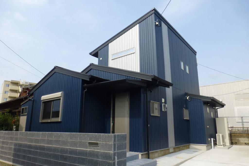ガルバの家を建てる北九州の工務店イーホーム8