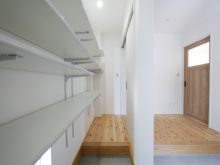 北九州市門司区「ランドリールームのある子育て住宅」