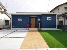 北九州市小倉南区「ガルバの平屋の家」
