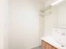 北九州市小倉南区「室内窓のあるモノトーンナチュラルなお家」