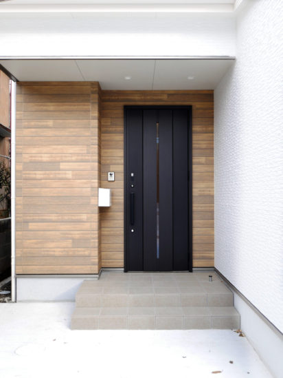 北九州市小倉南区「ウォークスルーのファミリークローゼットがあるお家」