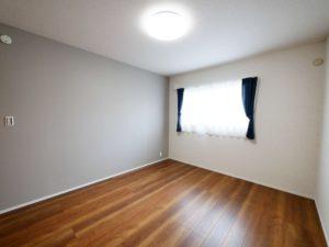 【北九州のイーホーム】寝室の施工事例